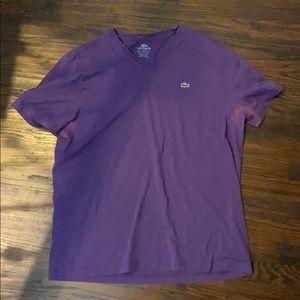 Lacoste T-Shirt Size 8